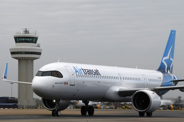 Air Transat resumes flights from UK to Canada