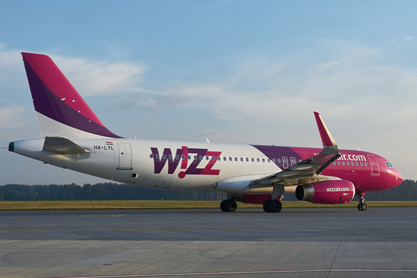Wizz Air expands UK network