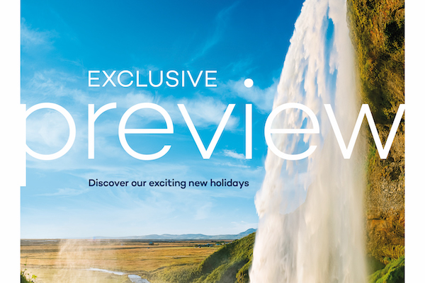 Saga showcases new holidays in preview brochure