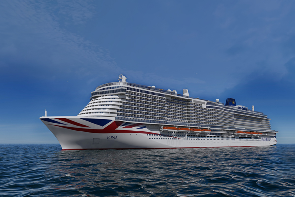 P&O Cruises reveals treatments and spa offering on Iona