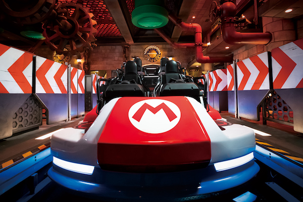 Nintendo zone to open at Universal Studios Japan