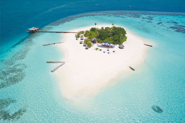 Eight of the best secluded honeymoon destinations