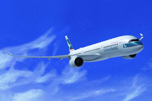 Cathay Pacific doubles emissions offset in 'Green Friday' offer