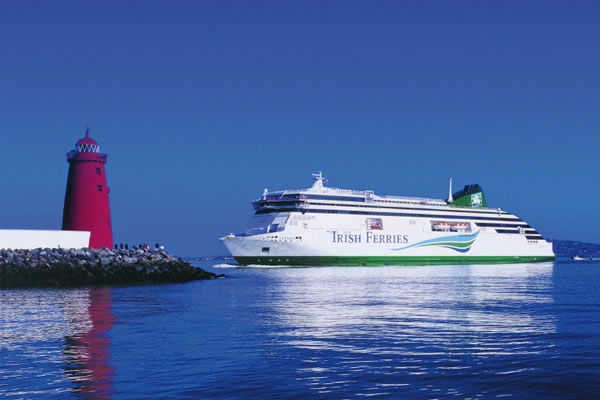 Irish Ferries owner spells out 'challenging' impact of Covid