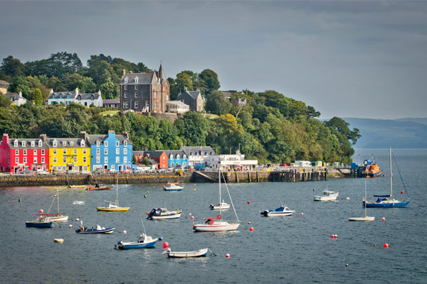 What to do on the Inner Hebrides' island of Mull, Scotland