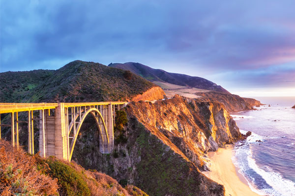 Classic self-drive road trips across the US