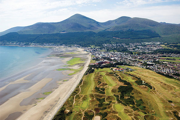 Outdoor adventure in County Down, Northern Ireland