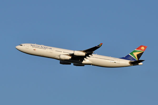 South African Airways to be placed into bankruptcy protection