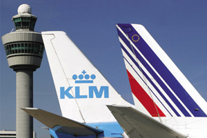 Air France-KLM reports quarterly loss of €2.6bn