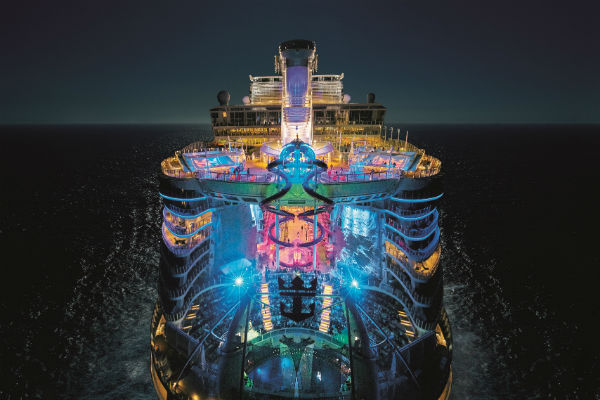 Royal Caribbean Group acts to attract more funding
