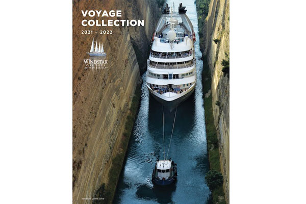 Windstar releases 2021-22 brochure digitally