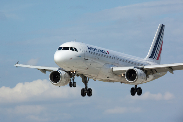 Air France resumes Heathrow-Nice service