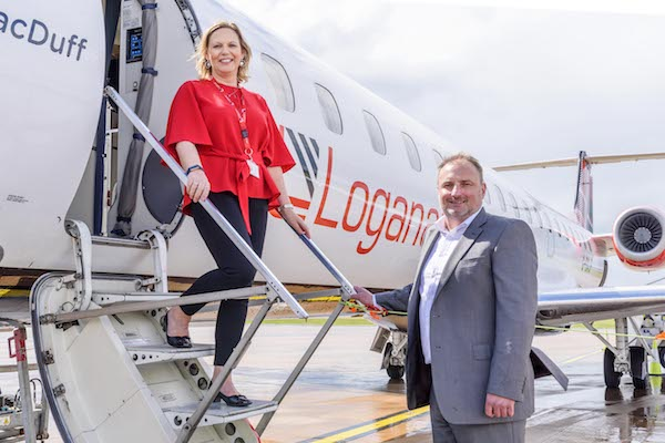 Loganair fills Exeter domestic route gap
