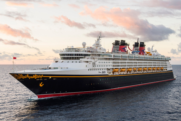 Disney confirms adults will need vaccines for UK domestic cruises