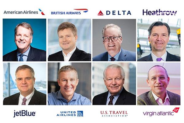 Aviation chiefs unite to demand US-UK air corridor