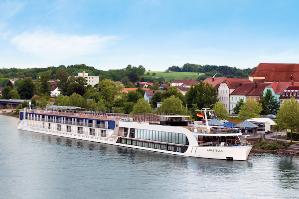 AmaWaterways puts 2023 cruises on sale seven months earlier than usual