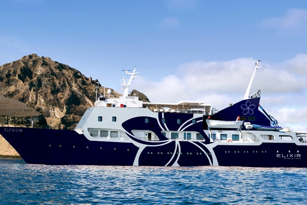 Elixir Boutique Cruises' first ship to sail from May