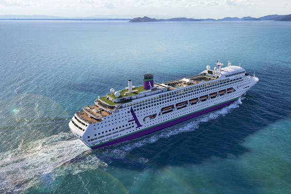 Ambience, Ambassador Cruise Line, May 2021