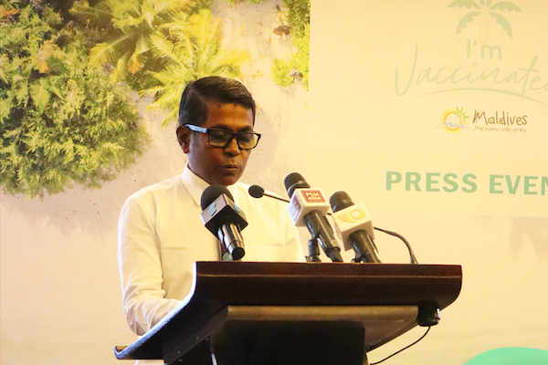 Maldives launches 'I'm Vaccinated' tourism campaign