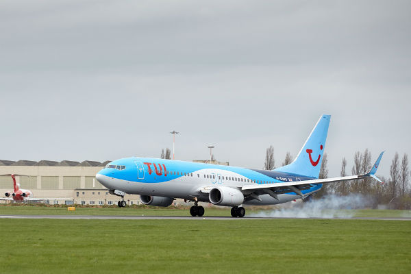 Tui details holiday cancellations up until July 11