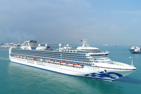 Princess Cruises reveals South America and Antarctica sailings