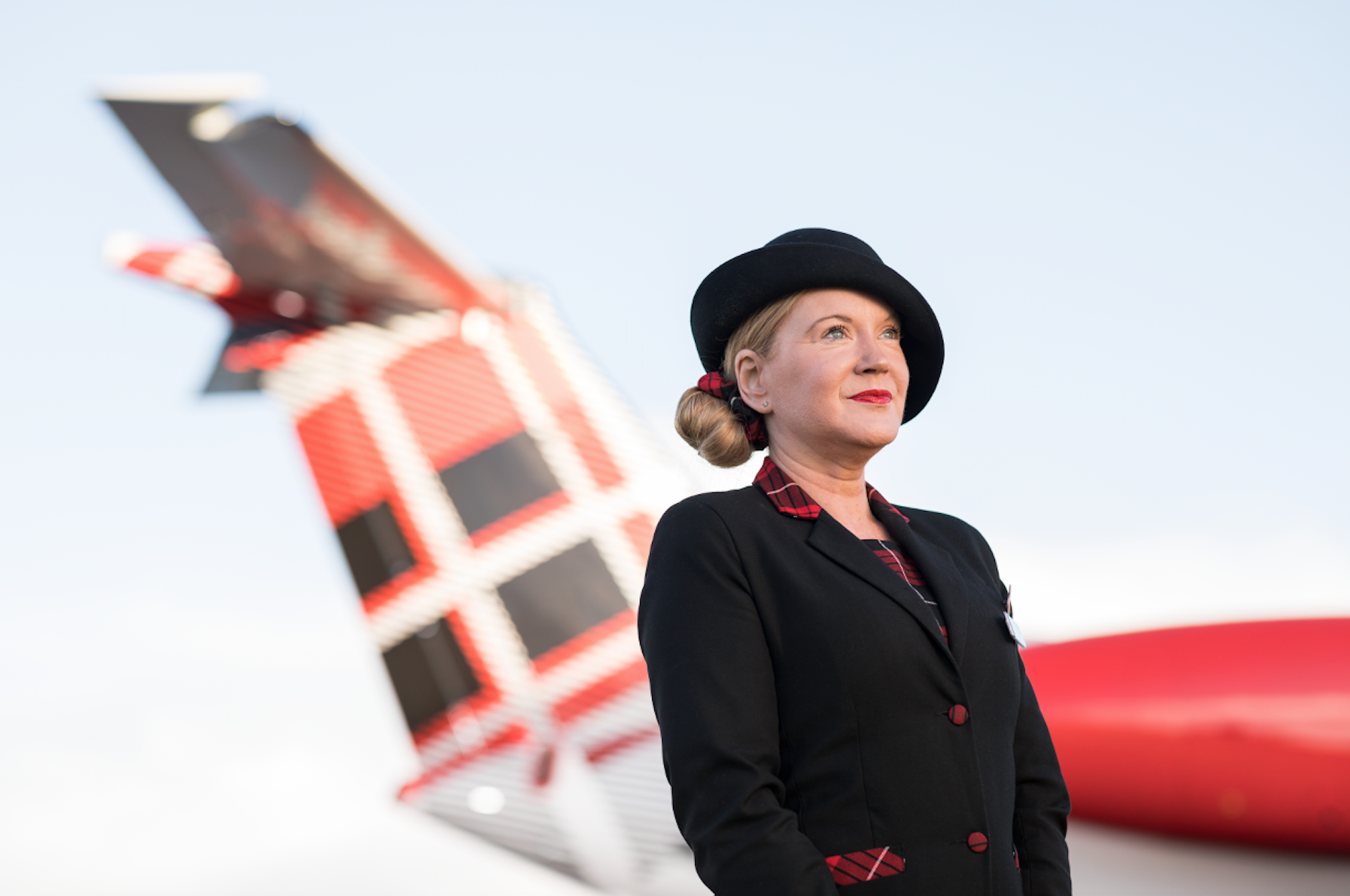 Loganair jobs saved with life skills training support