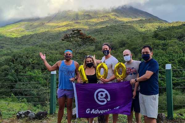 G Adventures celebrates 100th trip since September