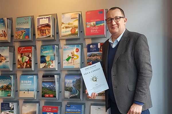 Macclesfield travel agent to stand as MP candidate