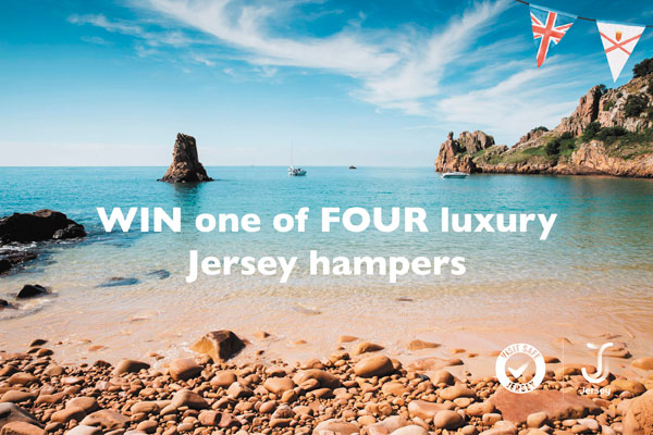 WIN one of FOUR luxury hampers