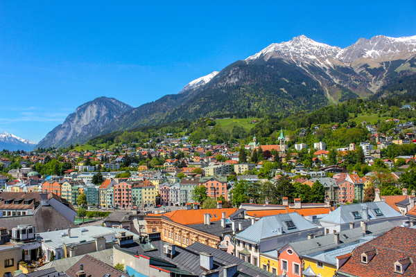 Jet2 introduces Innsbruck flights for summer 22