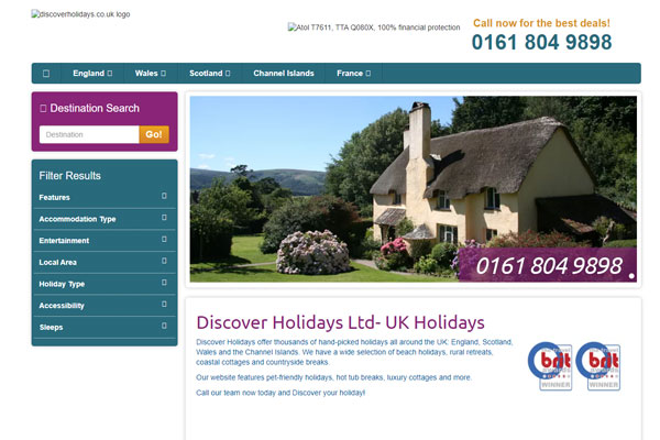 Disabled Holidays parent Discover Holidays ceases trading