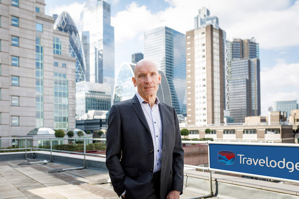 Industry veteran to chair Travelodge