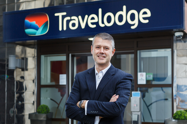 Travelodge confirms new chief executive