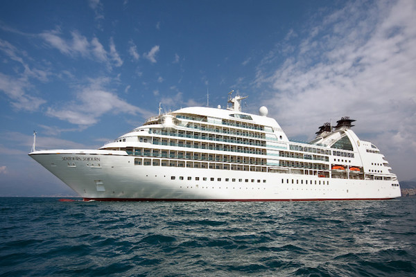 Seabourn cancels European sailings on two ships