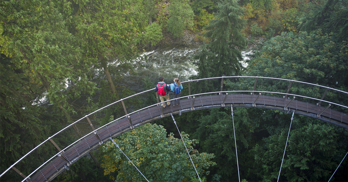 Explore British Columbia's open spaces and epic scenery