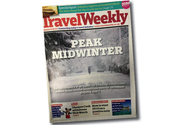 This week in: Featuring BA commission axe, 'unprecedented discounting' and Holiday Hypermarkets acquisition