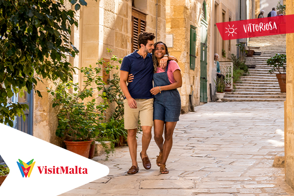 Win a 3-night stay in Malta for two with Belleair Holidays