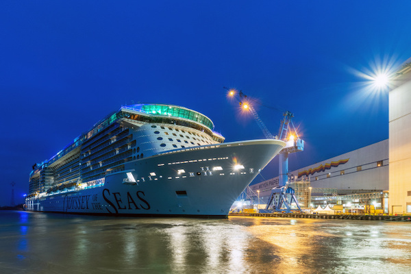 Vaccine progress prompts Royal Caribbean to move Odyssey of the Seas to Israel