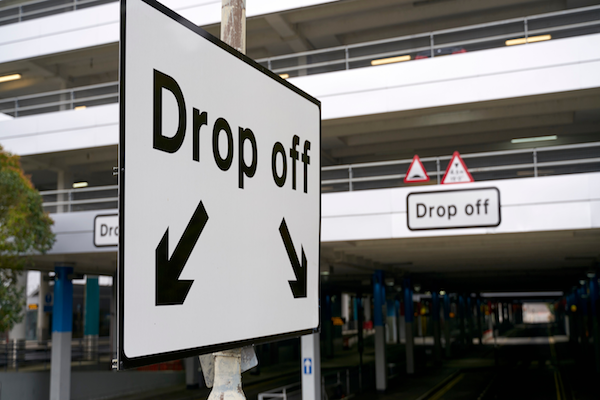Gatwick £5 drop-off fee imposed from today