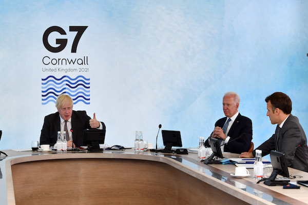 G7 leaders miss 'vital opportunity' to reopen international travel