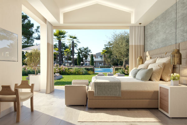 Greece's Sani Resort to re-open in May after multimillion-pound refurbishment