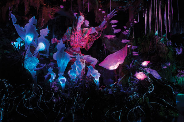 What's new at Disney? We Explore Pandora: The World of Avatar