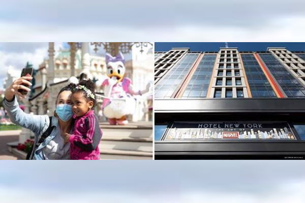 Disneyland Paris confirms June reopening