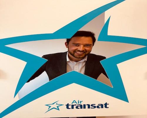 Air Transat UK & Ireland boss wins promotion