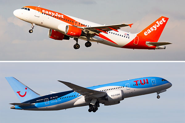 Tui and easyJet holidays stick to May 17 restart plans