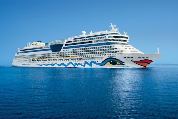 AIDA extends Canaries sailings but cancels others