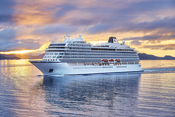 Viking expands UK programme and plans Bermuda and Iceland sailings