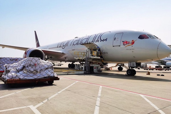 Updated: Airlines support India Covid relief efforts