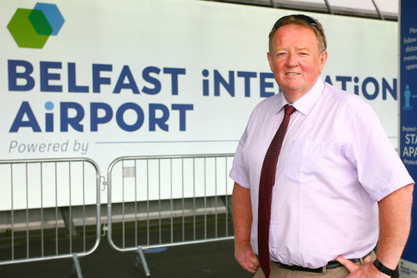 Belfast International boss and Abta call for Northern Ireland travel clarity