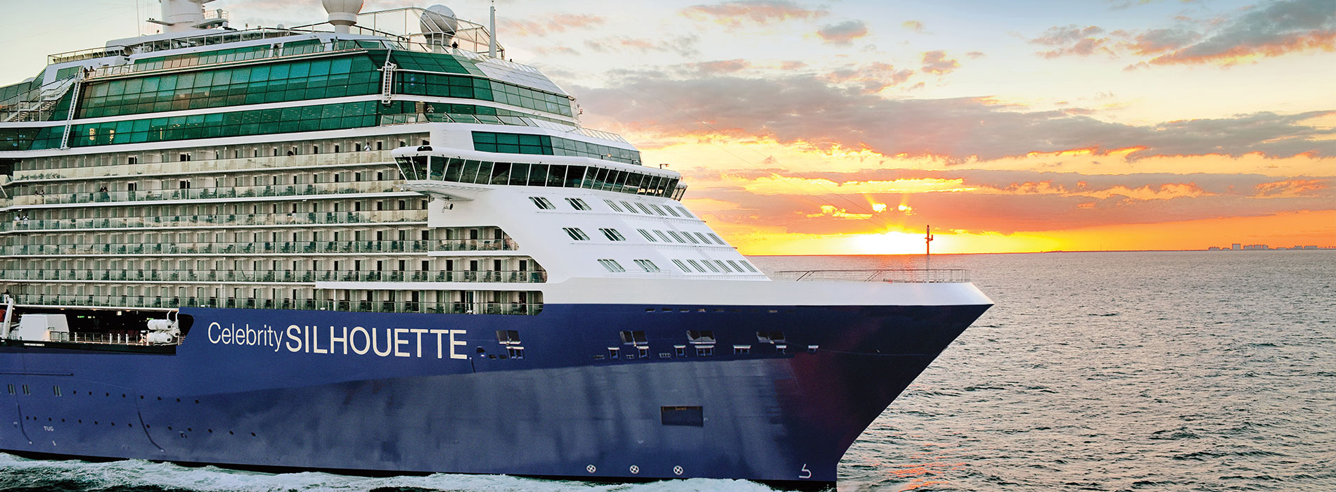 Sailing around the UK on Celebrity Silhouette